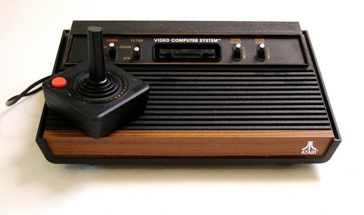 Consola-Atari