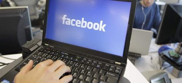 Facebook-portatil