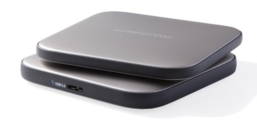Freecom Mobile Drive Sq TV