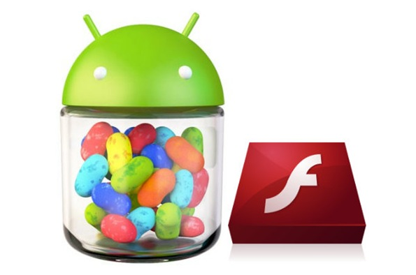 Jelly-Bean-Flash-Player