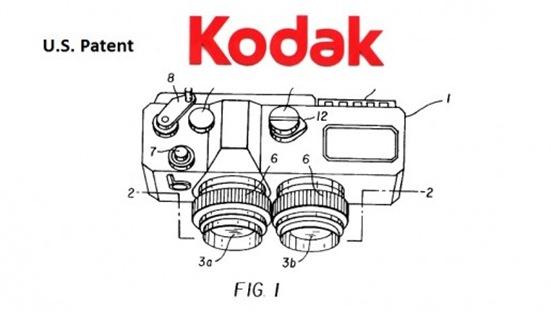 Kodak-patente