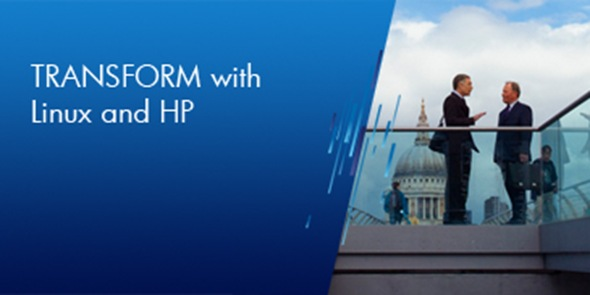 Linux y HP