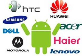 Marcas-Android