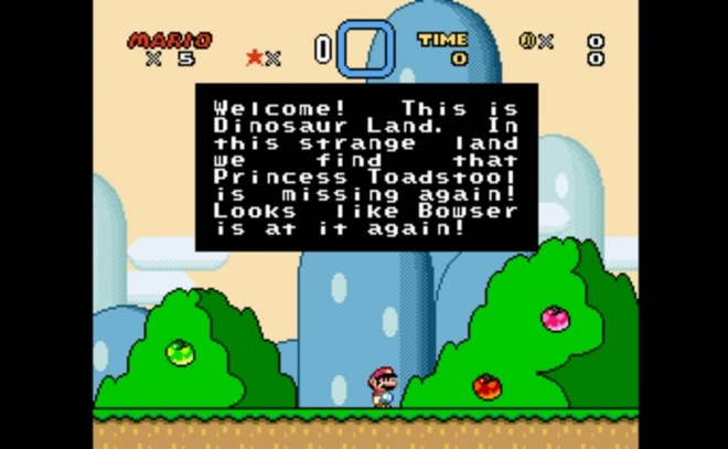 SNES-Super-Mario