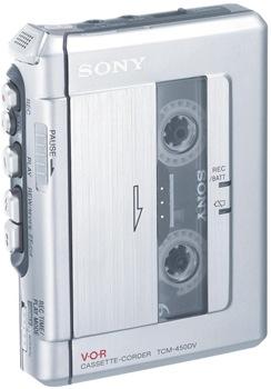 Sony_TCM450