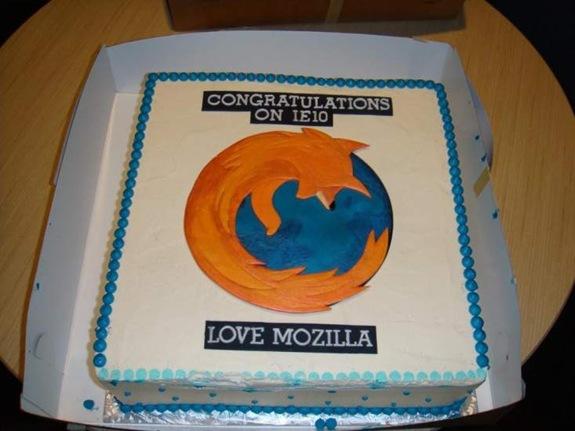 Tarta-Firefox