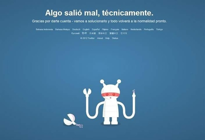 Twitter-problema