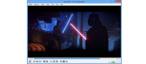 VLC-foto