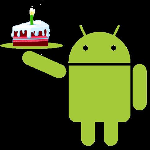 androidbirthday