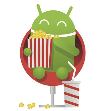 android-cine