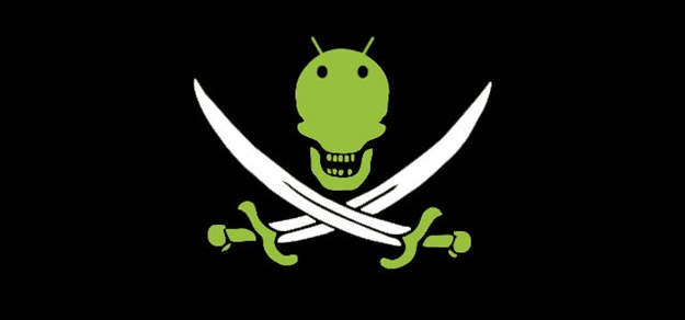 android-pirateria