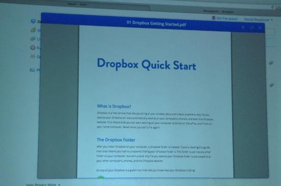 dropbox-quick-start