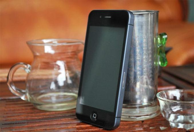 a98cb555d61 Clonan el diseño del iPhone 5 y anuncian demanda por patentes si Apple lo  lanza al mercado